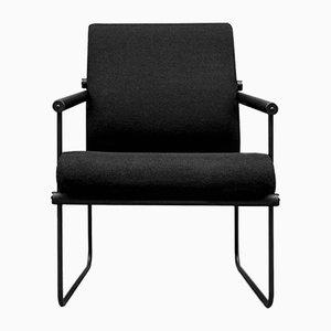 GP05 Safari Chair aus Metall & Eichenholz von Peter Ghyczy