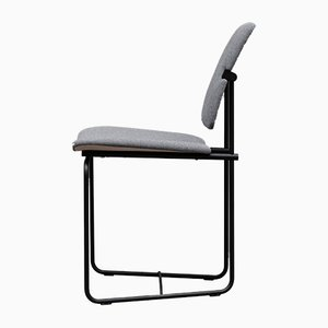 S02 Urban Charcoal Chair by Peter Ghyczy