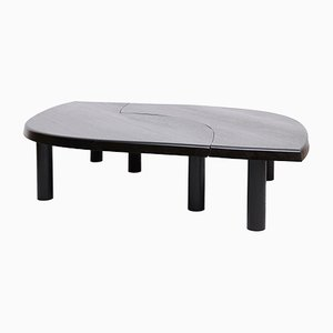 Black T22 Table by Pierre Chapo