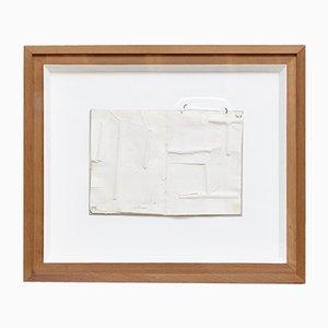 Minimalist White Sense Titol Artwork by Jordi Alcaraz, 2019
