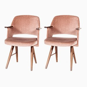 Chaises de Salon FT30 en Teck par Cees Braakman pour Pastoe, 1950s, Set de 2