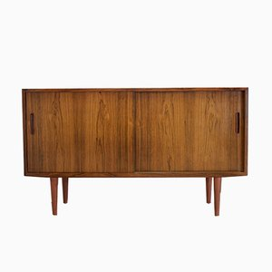 Mid-Century Rosewood Sideboard by Poul Hundevard, 1960s