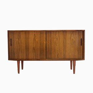 Mid-Century Sideboard aus Palisander von Poul Hundevard, 1960er