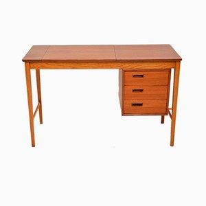 Danish Teak Desk by Svend Åage Madsen, 1960s