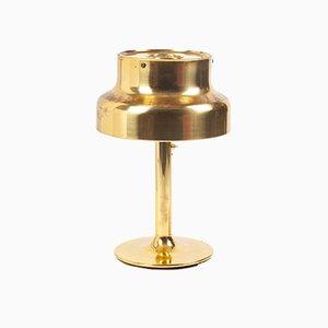 Lámpara de mesa escandinava de Anders Pehrson para Ateljé Lyktan, años 60