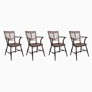 Early 20th Century Mendlesham Chairs, 1900s, Set of 4