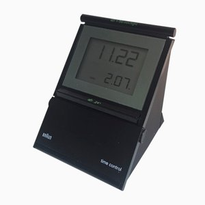 3877/DB Alarm Clock from Braun, 1990s