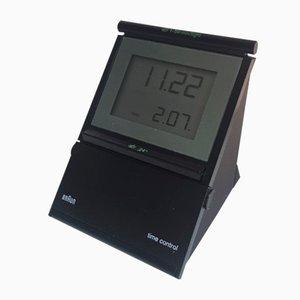 Horloge Réveil 3877/DB de Braun, 1990s