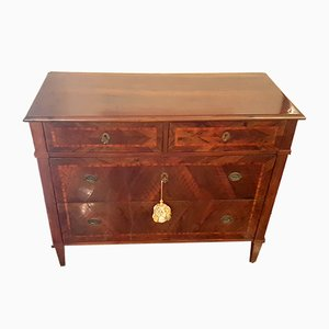 Antique Louis XVI Chest, 1700s