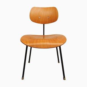 Chaise d'Appoint SE 68 par Egon Eiermann pour Wilde+Spieth, 1960s