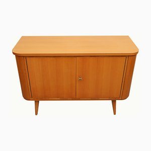 German Veneer Sideboard, 1950s