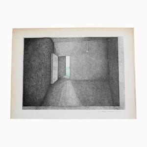 Screen Print by Nioré, 1978