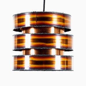 Lampe à Suspension Brutaliste par Svend Aage Holm Sørensen pour Holm Sørensen & Co, 1960s