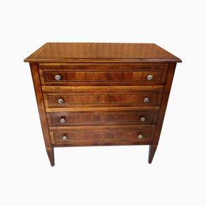 Mid-Century Walnut Dresser, 1940s