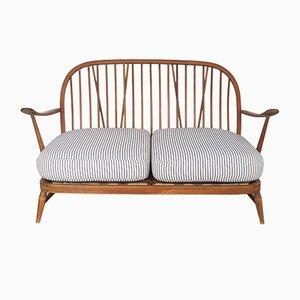 Sofá de dos plazas Windsor vintage de Ercol