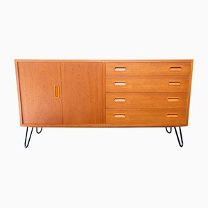 Danish Teak Sideboard by Poul Hundevad for Hundevad & Co., 1960s