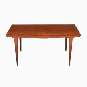 Danish Teak Dining Table by Johannes Andersen, 1960s
