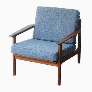 Sessel aus Teakholz von Johannes Andersen, 1960er, 2er Set