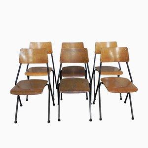 Chaises Vintage, Set de 6