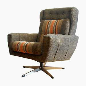 Armchair from Lystager Industri AS, 1974