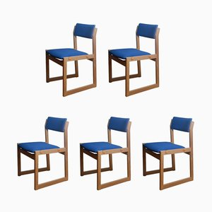Chairs from Korup Stolefabrik, 1960s, Set of 5