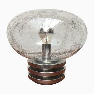 Deutsche Mid-Century Bulb Tischlampe von Doria Leuchten, 1970er