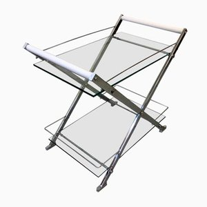 Italian Modern Trolley by Andreas Weber for Gallotti & Radice, 1990s
