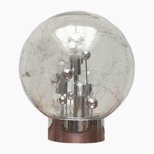 Deutsche Mid-Century Planet Tischlampe von Doria Leuchten, 1970er