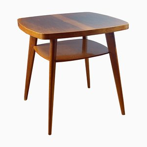 Mid-Century Czechoslovakian Side Table from Mier Topolcany,1960s