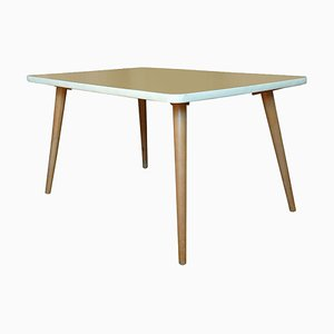 Mid-Century German Laminated Side Table, 1960s