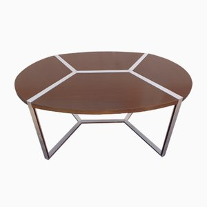 Table Tri Six de Roche Bobois, 1978