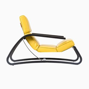 Italian Modern Band Lounge Chair by Maurizio Marconato & Terry Zappa for Contempo, 1990s