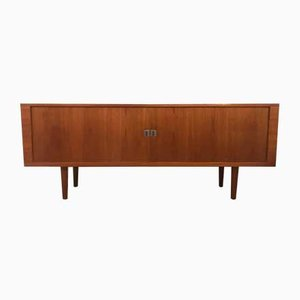 Danish RY-25 Teak Sideboard by Hans J. Wegner for Ry Møbler, 1950s
