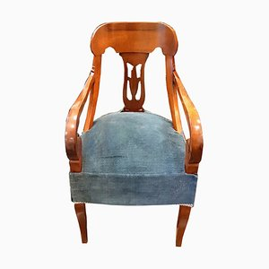 Fauteuil Style Charles X Antique, 1820s