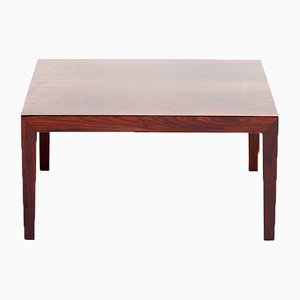Danish Rosewood Coffee Table by Severin Hansen for Haslev Møbelsnedkeri, 1960s