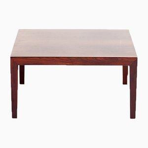 Table Basse en Palissandre par Severin Hansen pour Haslev Møbelsnedkeri, Danemark, 1960s