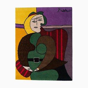 Niederländischer Pablo Picasso Wollteppich von Desso, 1994