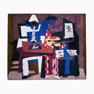 Dutch Pablo Picasso Wool Carpet from Desso, 1994