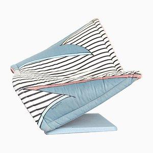 Silla Memphis Flying Carpet de Simon Desanta & Dorothy Hafner para Rosenthal, años 80