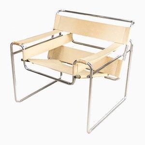Italienische Wassily B3 Sessel von Marcel Breuer für Gavina, 1960er, 2er Set