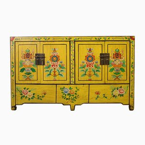 Mid-Century Chinese Lacquered Sideboard, 1960s