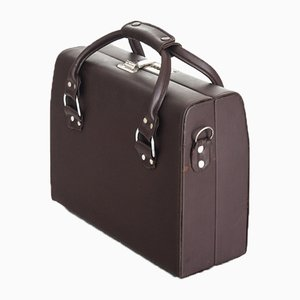 Spanish Leatherette Briefcase, 1970s