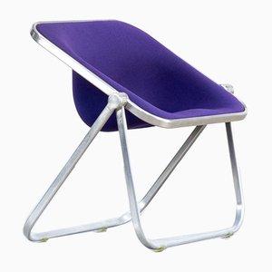 Italian Plona Folding Chair by Giancarlo Piretti for Castelli, 1970s
