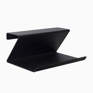 Black Vinco Wall Shelf by Mendes Macedo for Galula