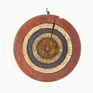 Small Vintage Dartboard, 1920s