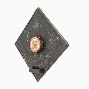 Vintage Dartscheibe Diamond, 1920er