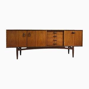 Mid-Century Brasilia Collection Sideboard aus Teakholz von Victor Wilkins für G-Plan, 1967
