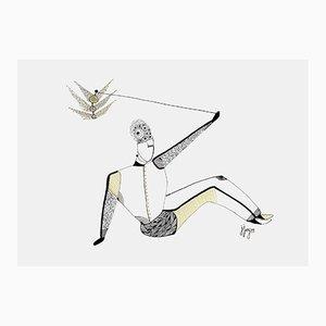 Dessin Graphique Victoire par Jjoy, 2019