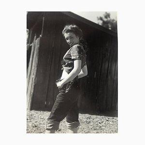 Fotografía Marilyn en Jean de André de Dienes, 2006