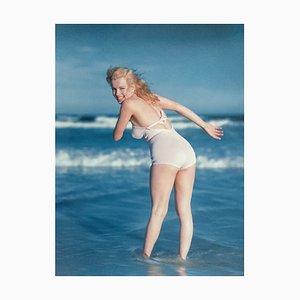 Marilyn Monroe. La Plage. Photograph by André de Dienes, 2006